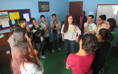 Day Two of the Workshop – By Shrija, Ina and Savaș, Nepal