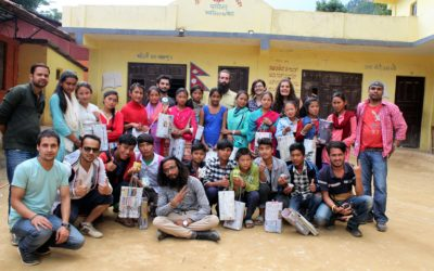 Another Workshop in Nepal